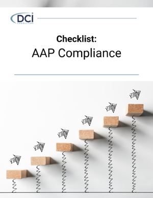 Checklist AAP Verification