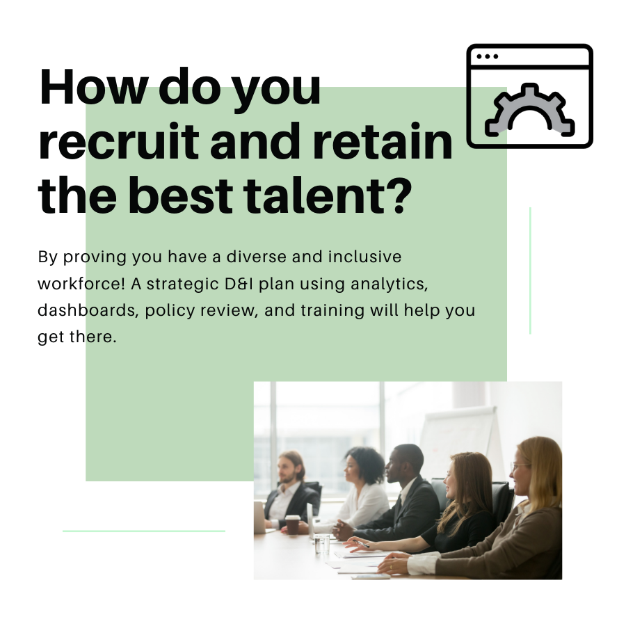 How do you recruit and retain the best talent
