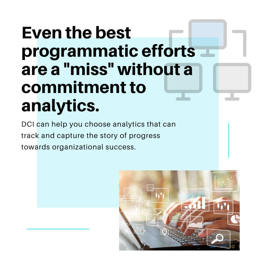 Even the best programmatic efforts are a miss