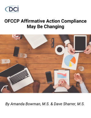 OFCCP Affirmative Action