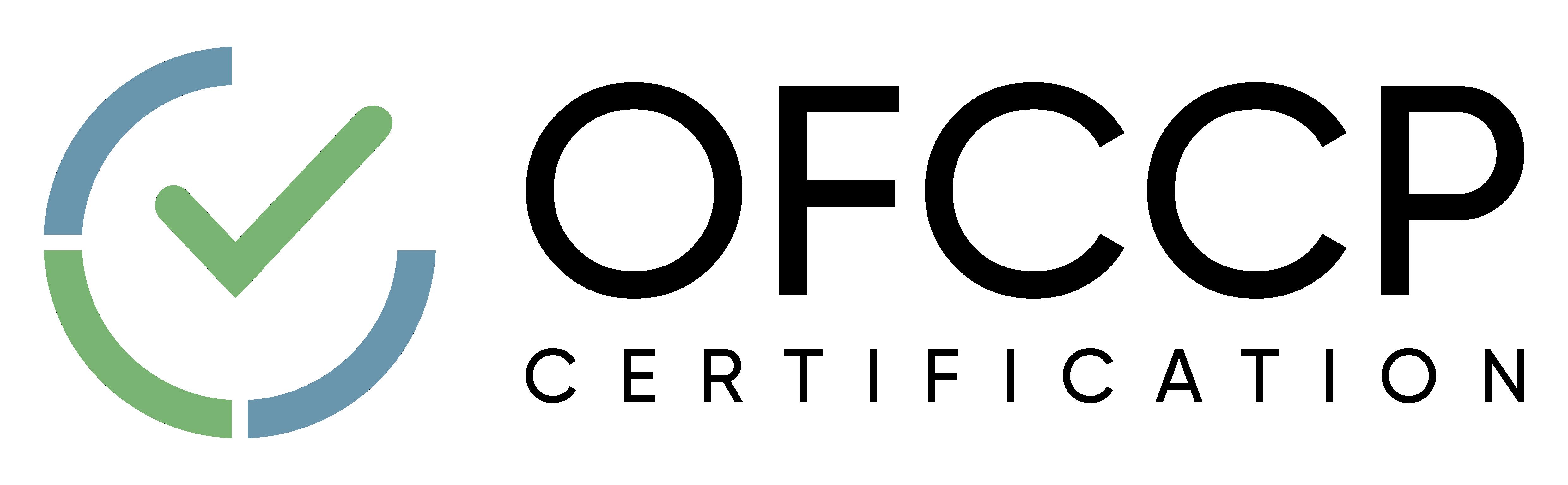 OFCCP Certification Logo